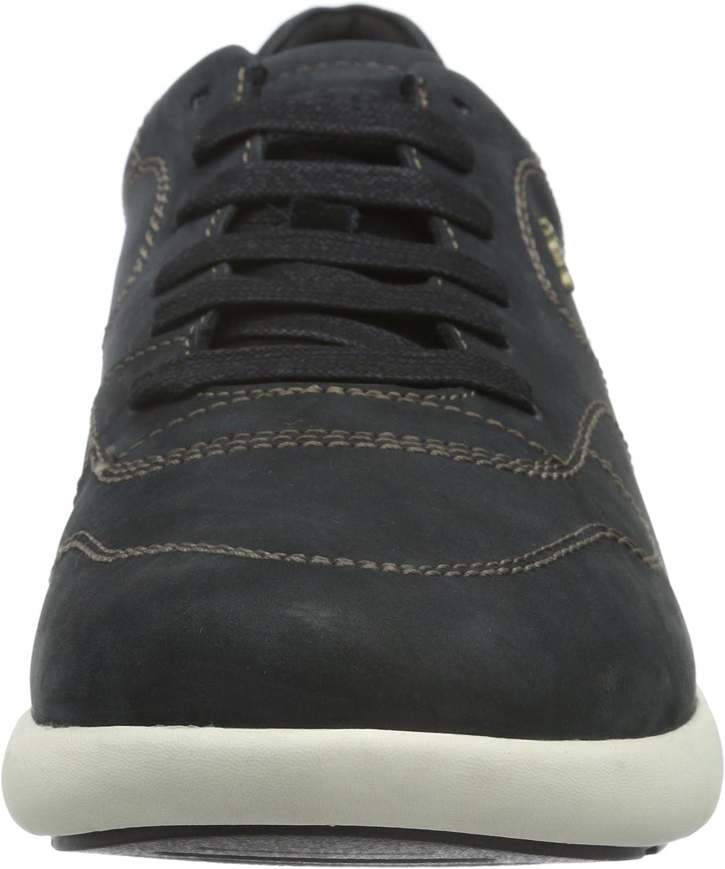 Geox Men's BRATTLEY A Walking Shoe Black