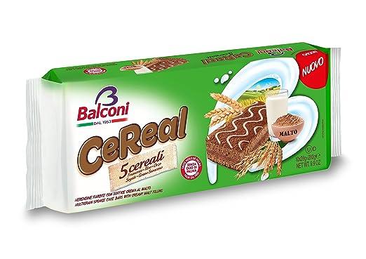 4 opinioni per Balconi Céréal- 280 gr