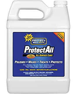 Good Protect All 62010 All Surface Cleaner With 1 Gallon Refill Jug