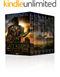 The Legend of the Gate Keeper Anthology: The Shadow, Land of Shadows, Siege of Night, Lost Empire, Reborn, The Trials of Ashbarn, End of Days