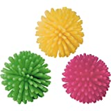 Ferplast 5402 Rubber Squash Ball For Cats Mixed Colours 3.5cm