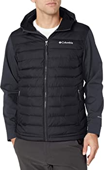 Columbia Men's Powder Lite Hybrid Insulated Jacket