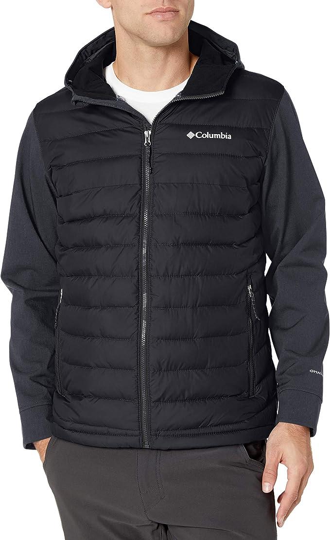 Columbia 哥伦比亚 Powder Lite Hybrid 男士保暖夹克
