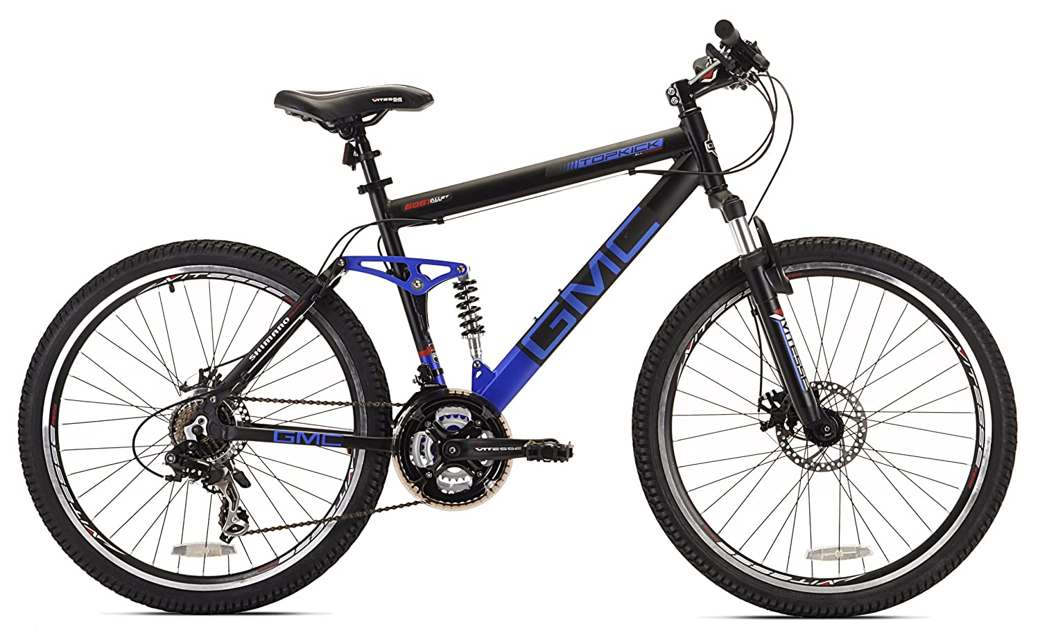 GMC Topkick Mountain Bike Review