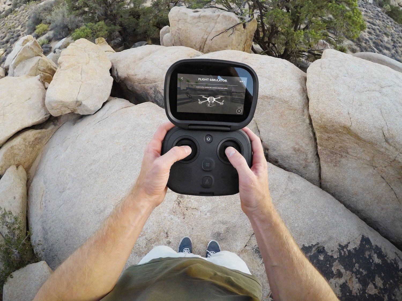 Negro//Blanco GoPro Karma Drone con c/ámara de acci/ón HERO5