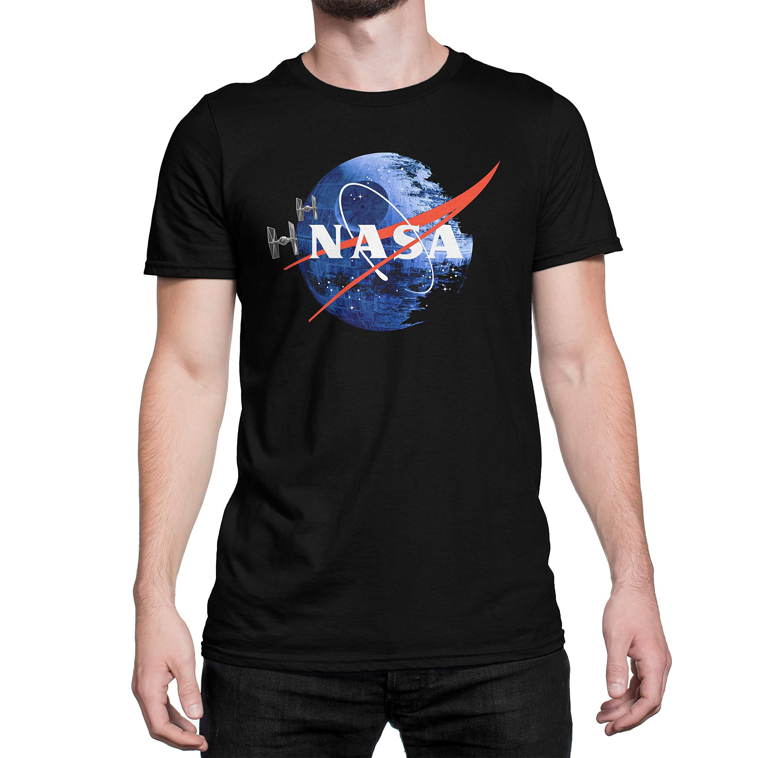 Death Star Nasa Shirts