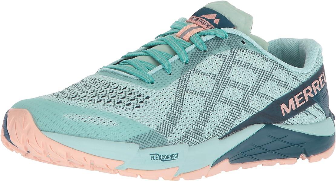 75d8f5addcd2 Merrell Women s Bare Access Flex E-MESH Sneaker