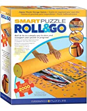 Eurographics 8955-0102 Roll & Go Jigsaw Puzzle Mat (fits up to 2000 Pieces)