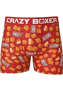 e75cee229fd3 Crazy Boxer Kelloggs Frosted Flakes Tony The Tiger Underwear Boxer ...