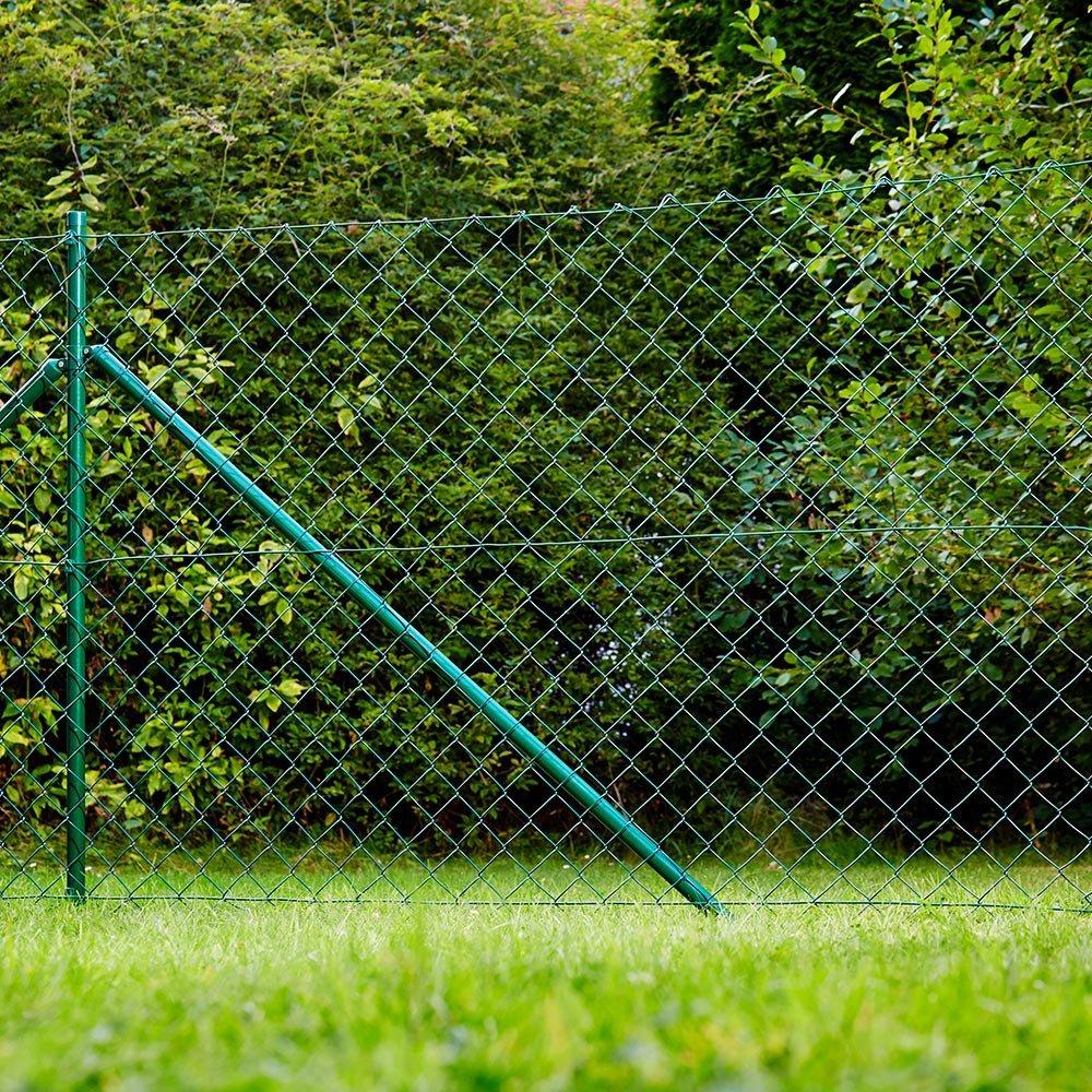 Atemberaubend Lowes Maschendrahtzaun Bilder - Schaltplan Serie ...