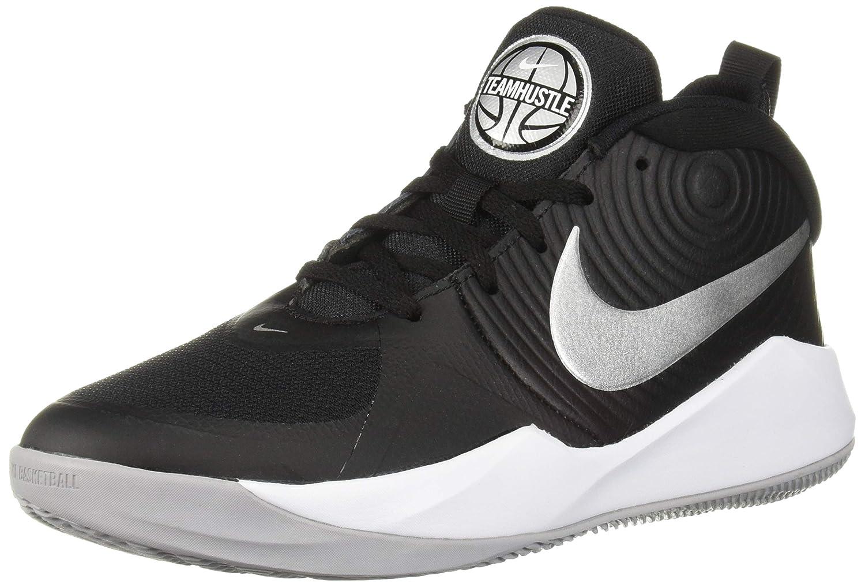 best service 83a05 75a42 Amazon.com   Nike Kids  Team Hustle D 9 (Gs) Sneaker   Sneakers