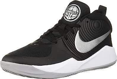 NIKE Team Hustle D 9 (GS), Basketball Shoe Unisex Adulto