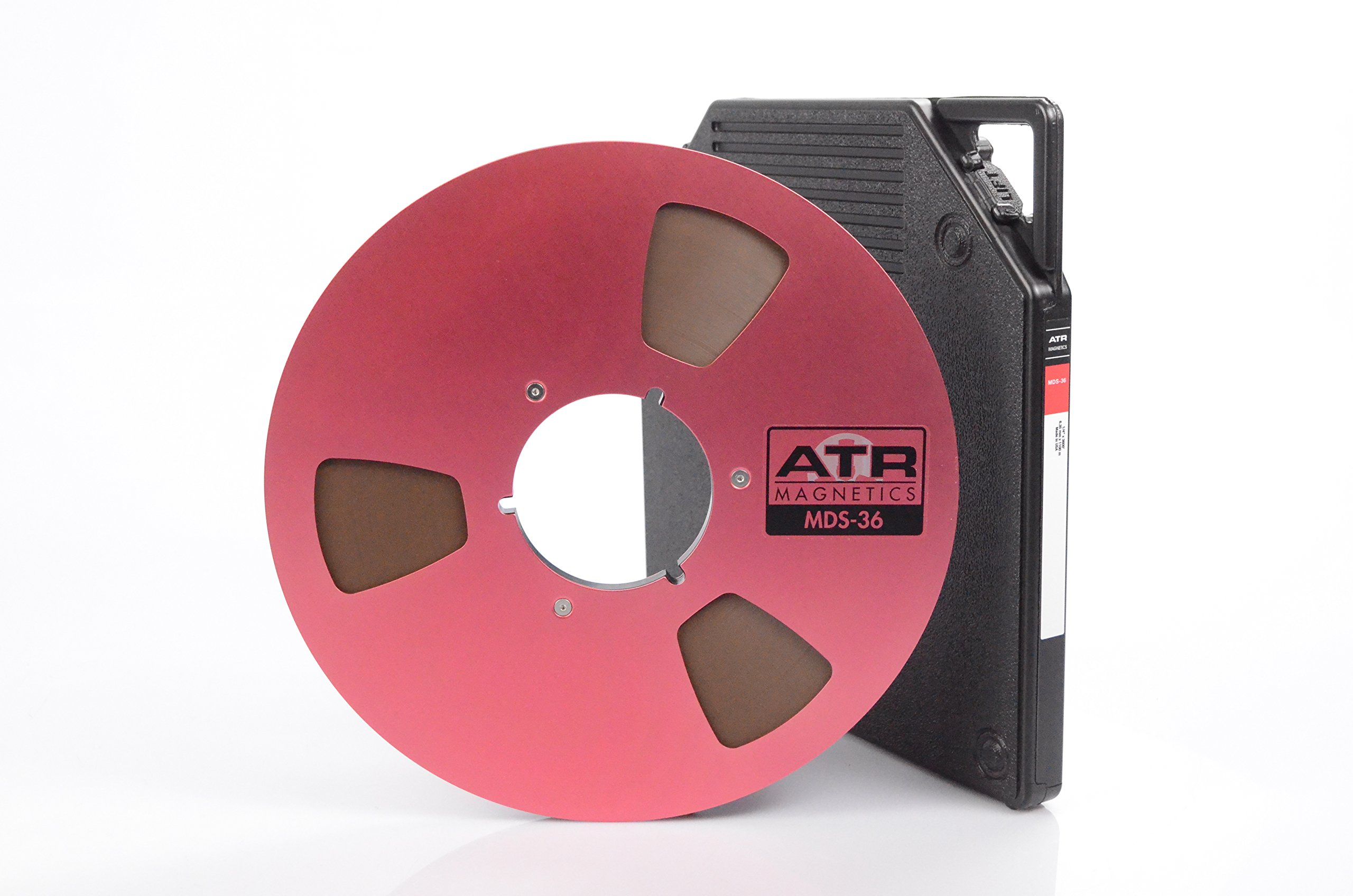 """Long Play Analog Recording Tape by ATR Magnetics 