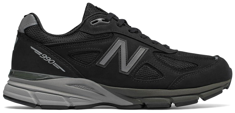 New Balance Men's M990ib4 B01N9ZP2P5 12.5 D(M) US|Black