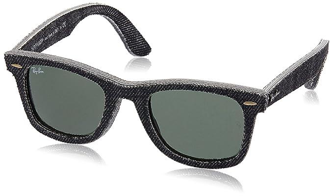 40510ad9ffe74 Ray-Ban 0RB2140 - anteojos de sol cuadradas para hombre