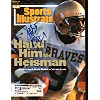 $134 » Steve McNair Autographed Alcorn State Sports Illustrated 9/26/94 Beckett Authenticated - Autographed College Magazines