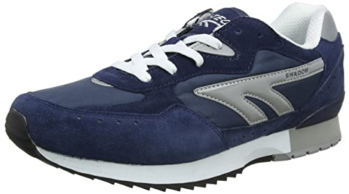 Hi-Tec Shadow, Zapatillas para Hombre, Azul (Moonlight Blue), 42 EU