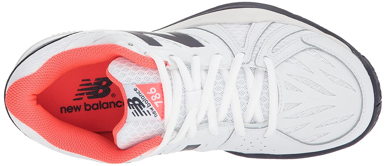 New Balance Women's 786v2 Tennis US|Vivid Shoe B06XRTX487 65 D US|Vivid Tennis Coral/White 3d7679
