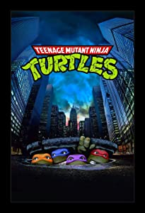Wallspace Teenage Mutant Ninja Turtles - 11x17 Framed Movie Poster