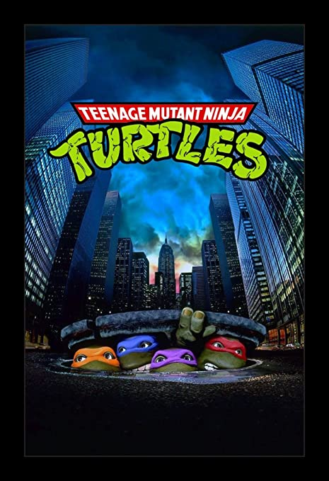 Amazon.com: Wallspace Teenage Mutant Ninja Turtles - 11x17 ...