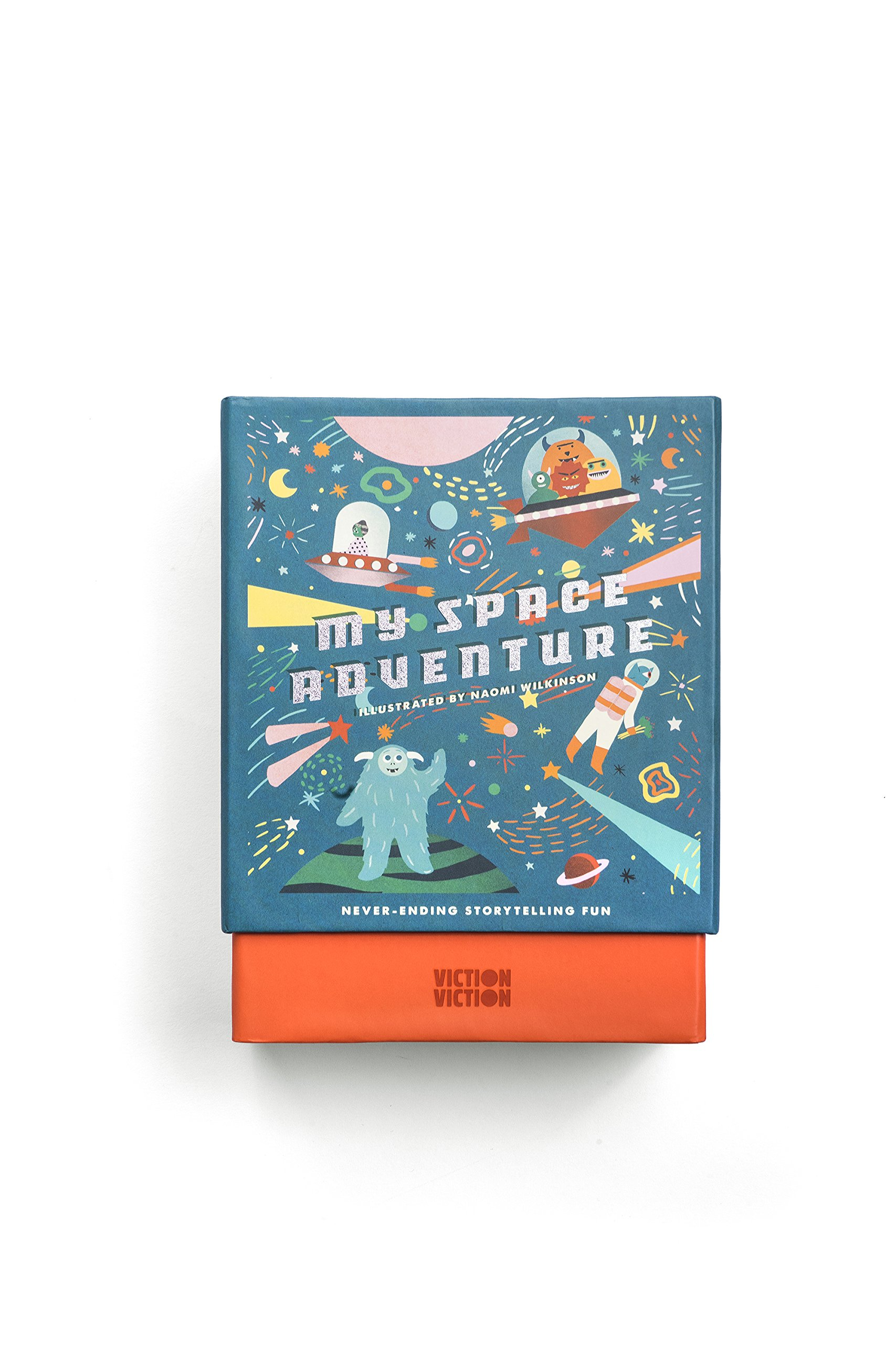 My Space Adventure: Never-ending Fun With Storytelling (My Adventure Series)