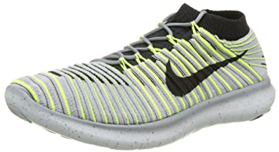 NIKE Men's Free RN Motion Flyknit Running Shoe (8 D(M) US,