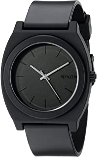 Nixon Time Teller P A119. 100m Water Resistant Mens Watch (40mm Watch Face.
