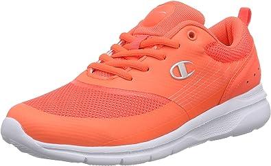 Champion LEONA, zapatilla running caña baja mujer, naranja (Gloss /Summer Blossom 3230), talla 40 EU: Amazon.es: Zapatos y complementos