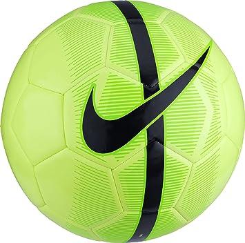 Nike Nk Merc Fade Balón, Unisex Adulto, Verde (Ghost Green/Electric Green/Black), 5
