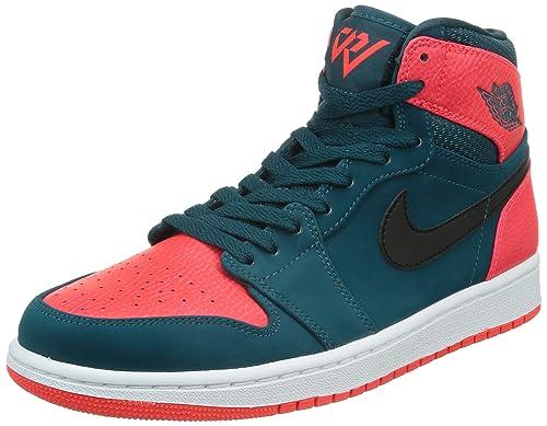 Amazon.com: Nike Jordan de los hombres Air Jordan 1 Retro ...