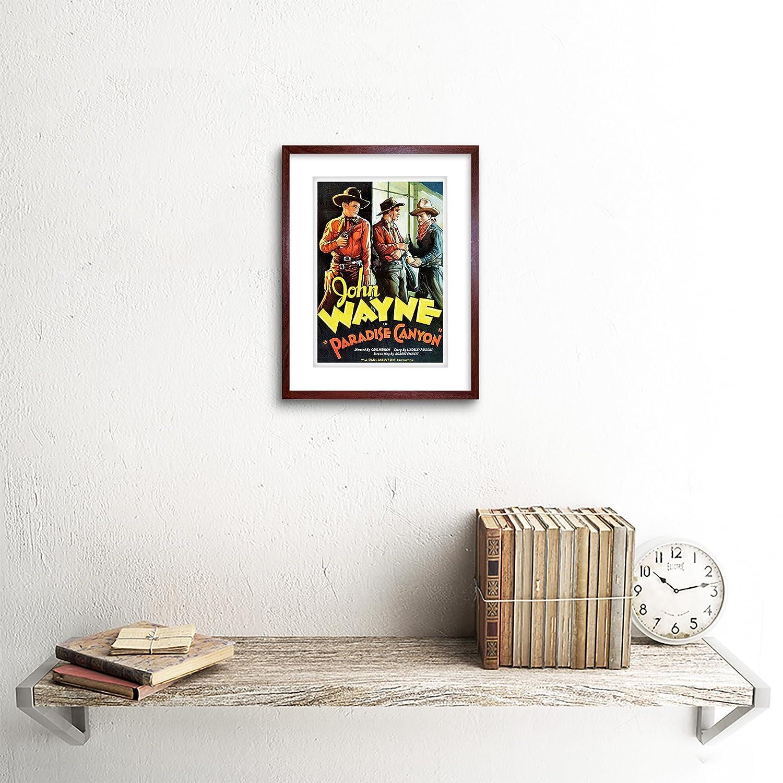 Amazon.com: 9x7 \'\' VINTAGE FILM PARADISE CANYON JOHN WAYNE NEW ...