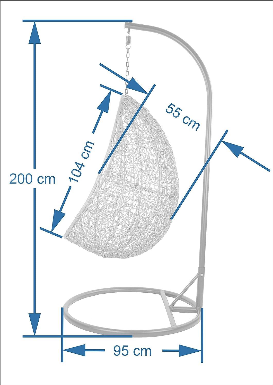 sillon para descansar estilo huevo