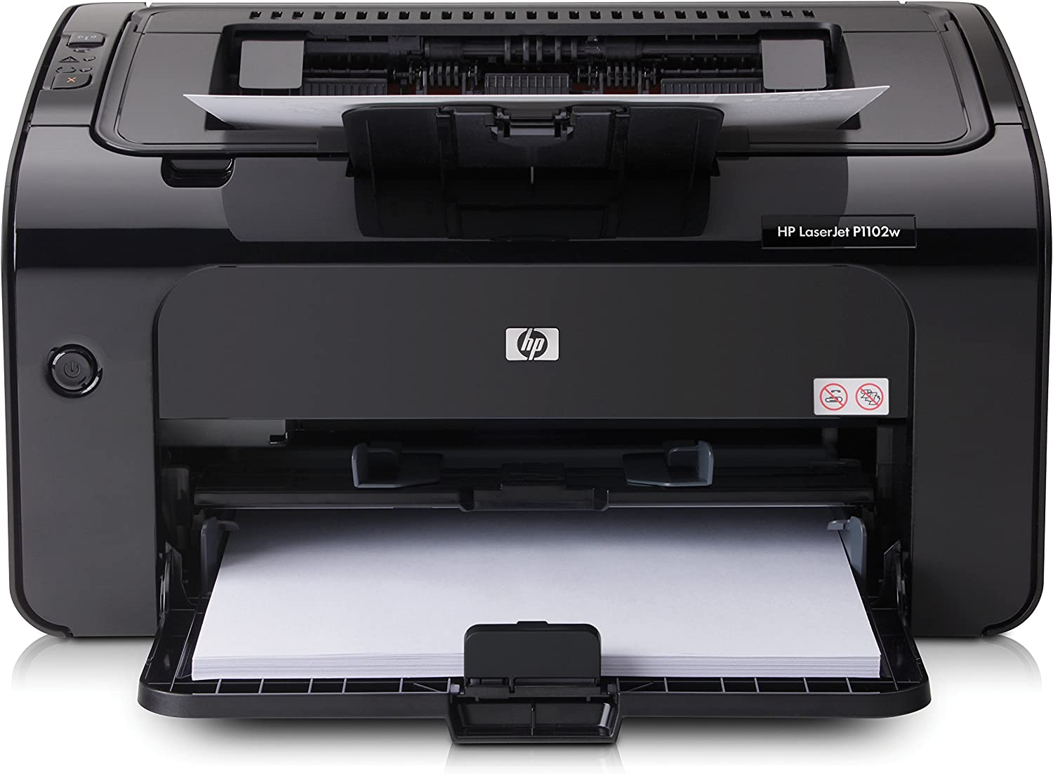 HP Laserjet Pro P1102w Wireless Laser Printer (CE658A) (Renewed)