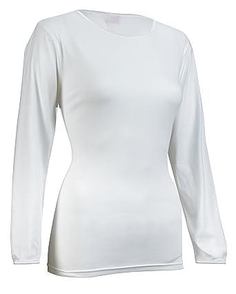 Rosette Women s 3 4 Sleeves Undershirt da5f4d7b28