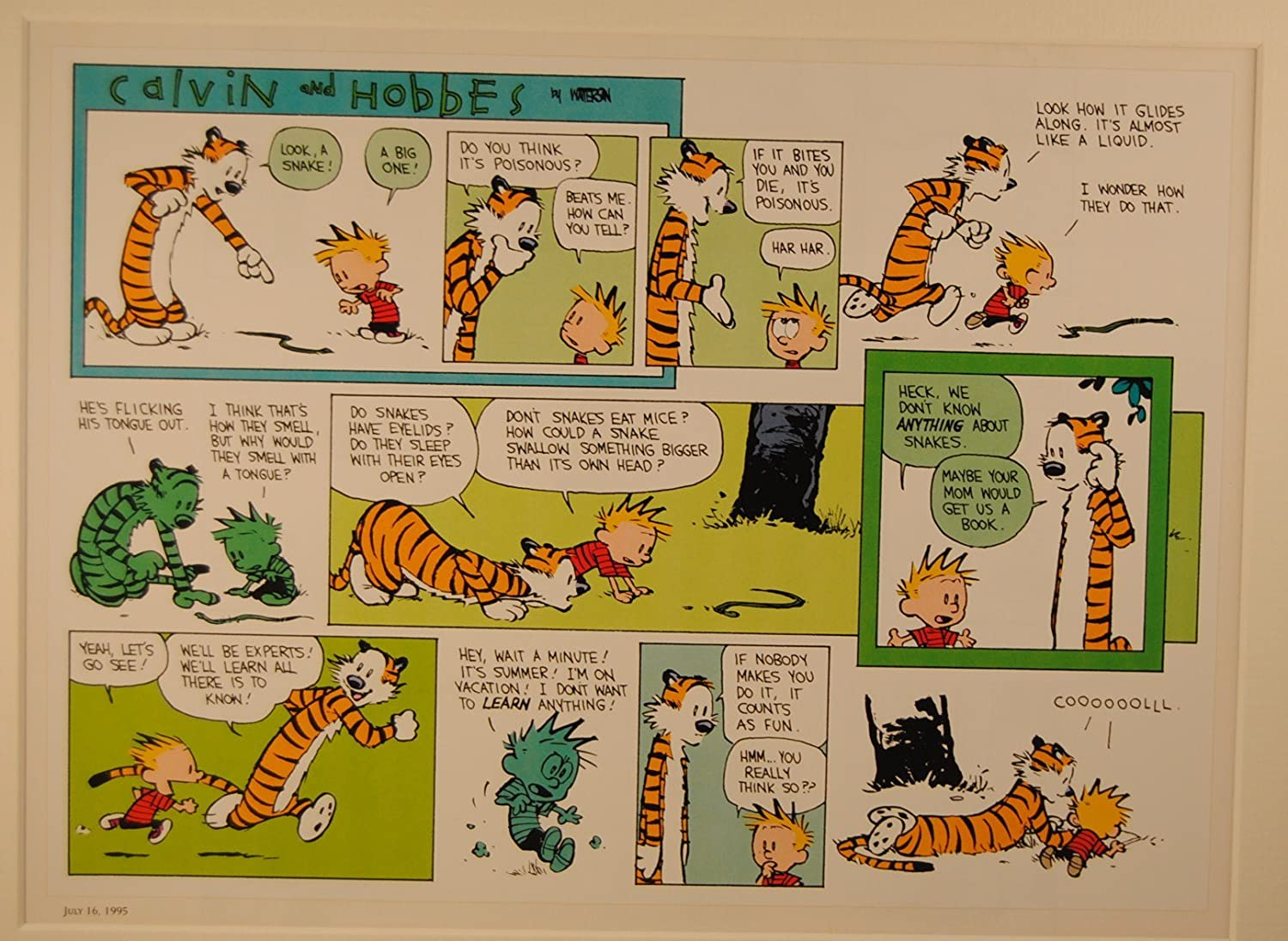 Fine Calvin And Hobbes Wall Art Picture Collection - Art & Wall ...