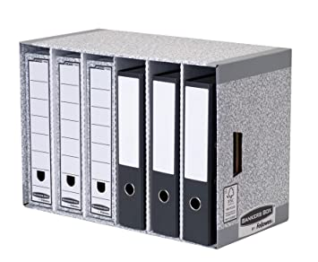 Fellowes bankers box module de rangement system avec