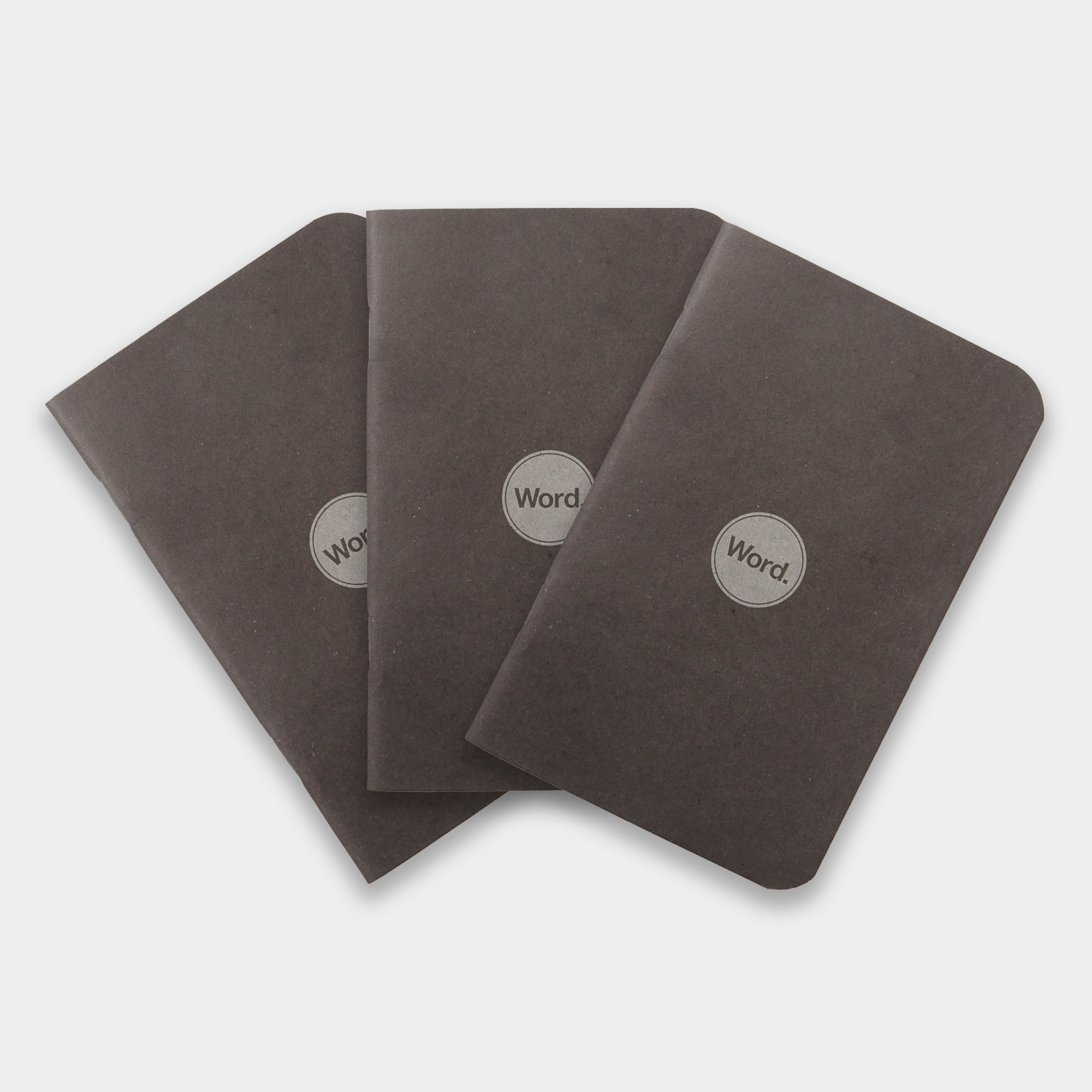 Word Notebooks Black by Word (Image #1)