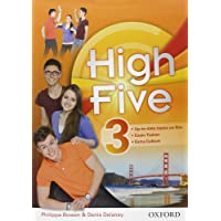 High five. Student's book-Workbook. Exam trainer. Per la Scuola media. Con CD Audio. Con espansione online: 3