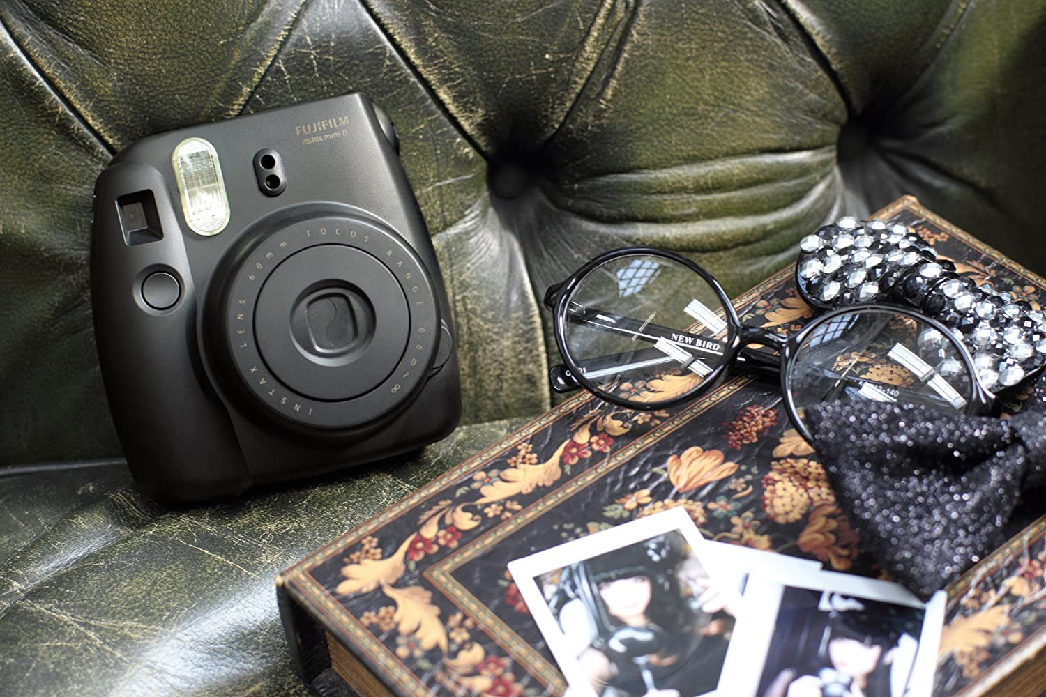 Fuji Instax Mini 8 Bundle
