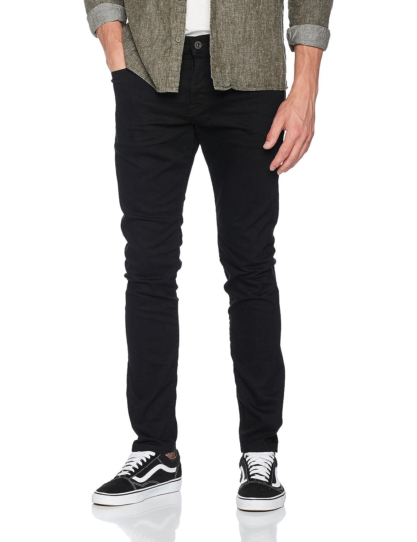 Scotch & Soda Ralston - Stay Black, Jeans Rectos para Hombre