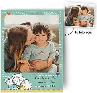Fotoprix Poster Personalizado con Nombre para felicitar a Mamá | Regalo Original día de la Madre | Varios diseños y tamaños (Madre 1, 40 x 50 cms): Amazon.es: Hogar