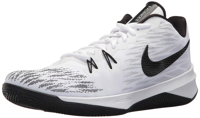 Blanc (blanc noir-blanc 100) Nike Zoom Evidence II, Chaussures de Fitness Homme 45.5 EU
