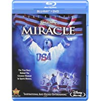 Walt Disney Miracle on Blu-Ray/DVD