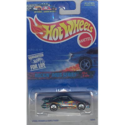 Hot Wheels 1996-572 PORSCHE 930 Rockin' Rods series 4 of 4 1:64 Scale: Toys & Games