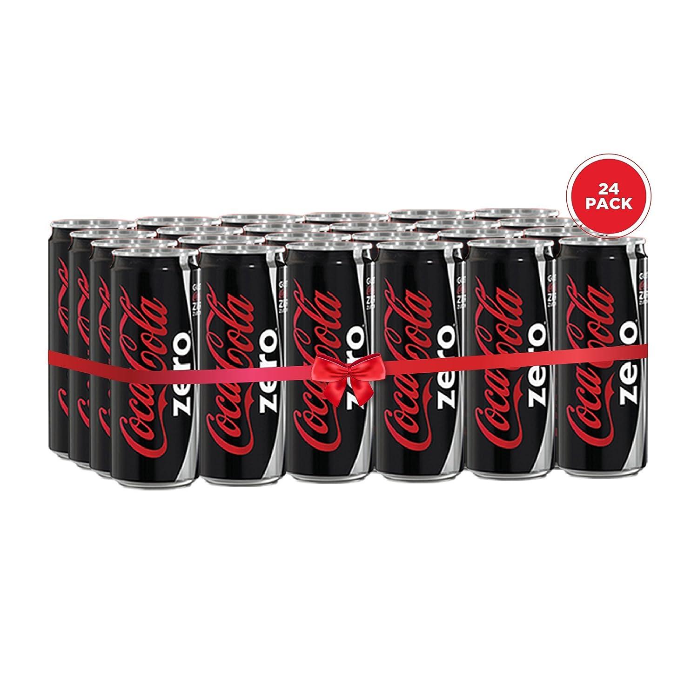 Coca Cola Zero 300ml Pack Of 4 Amazon In Grocery Gourmet Foods