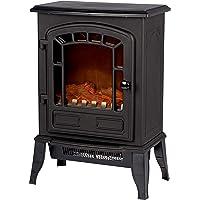 Classic Fire Torino Elektrische verwarming met haardvuureffect, 2000 W