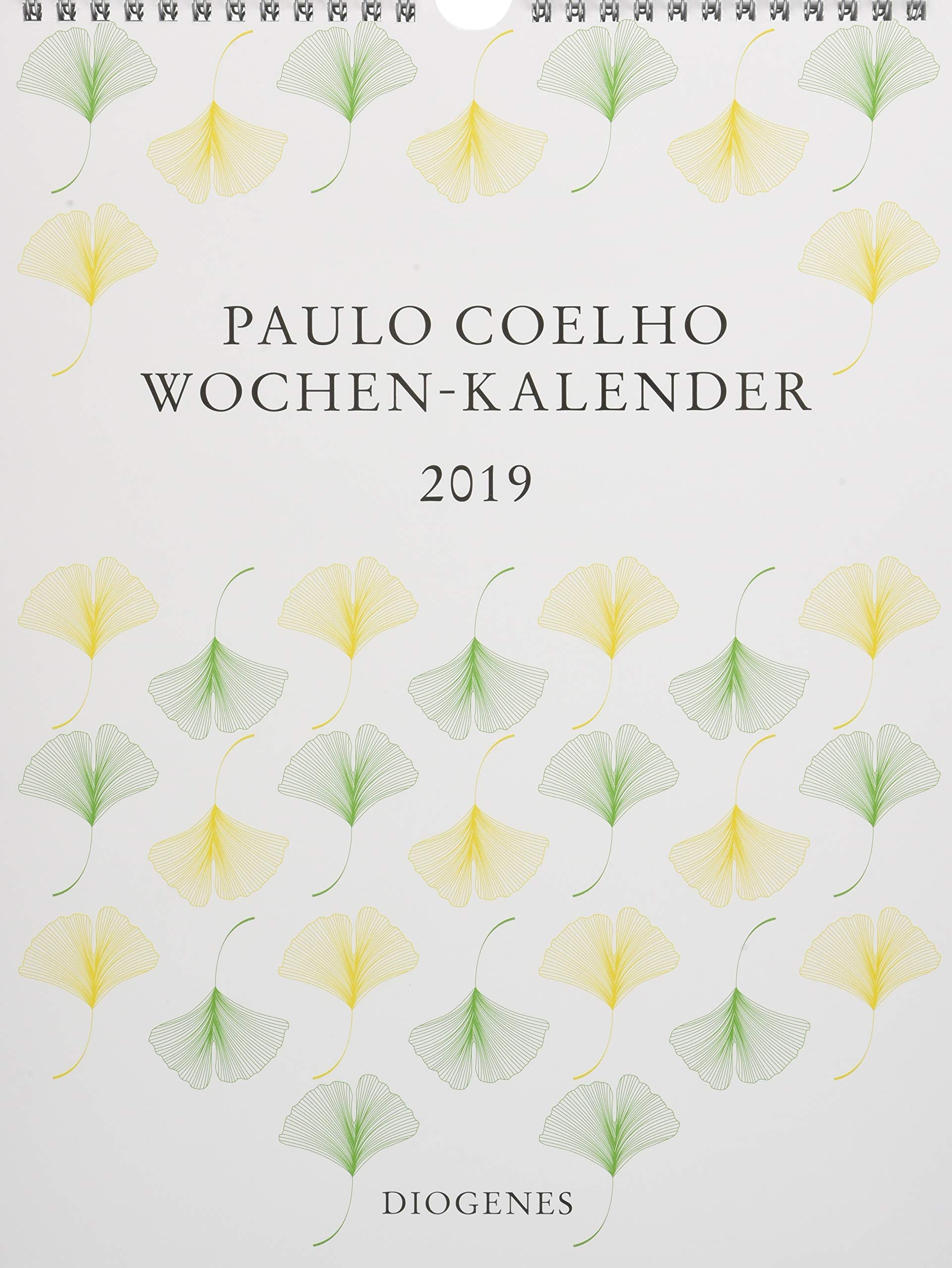 Wochen-Kalender 2019: Amazon.es: Paulo Coelho: Libros en ...