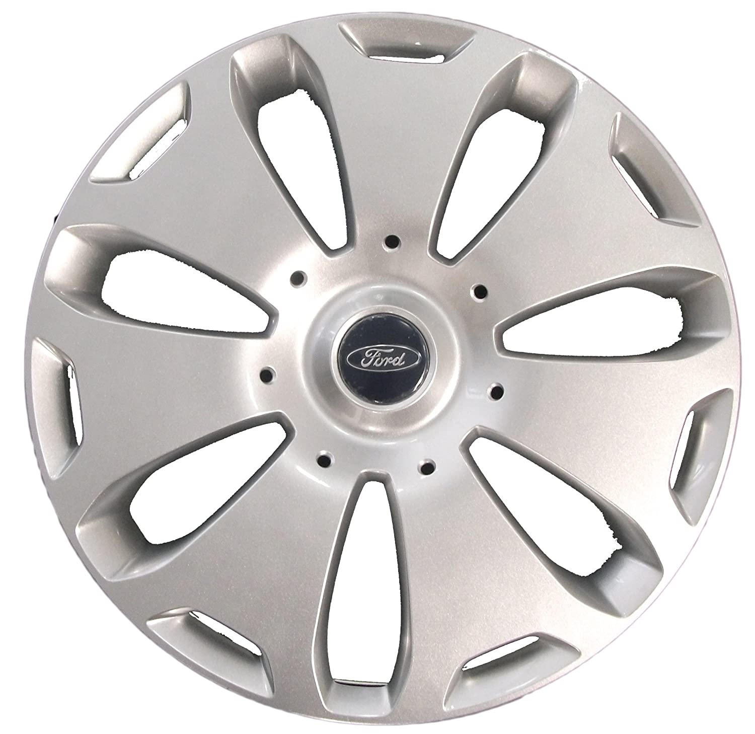 Ford 1702598 Mondeo 16-inch Single Wheel Trim for 2007-10 (1 Piece