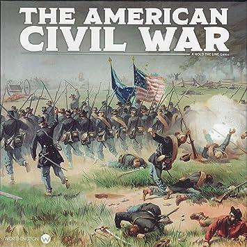 Block Wargame Hold The Line American Civil War: Amazon.es: Juguetes y juegos