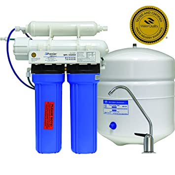 Watts Premier 4 Stage Reverse Osmosis System Amazon Co Uk